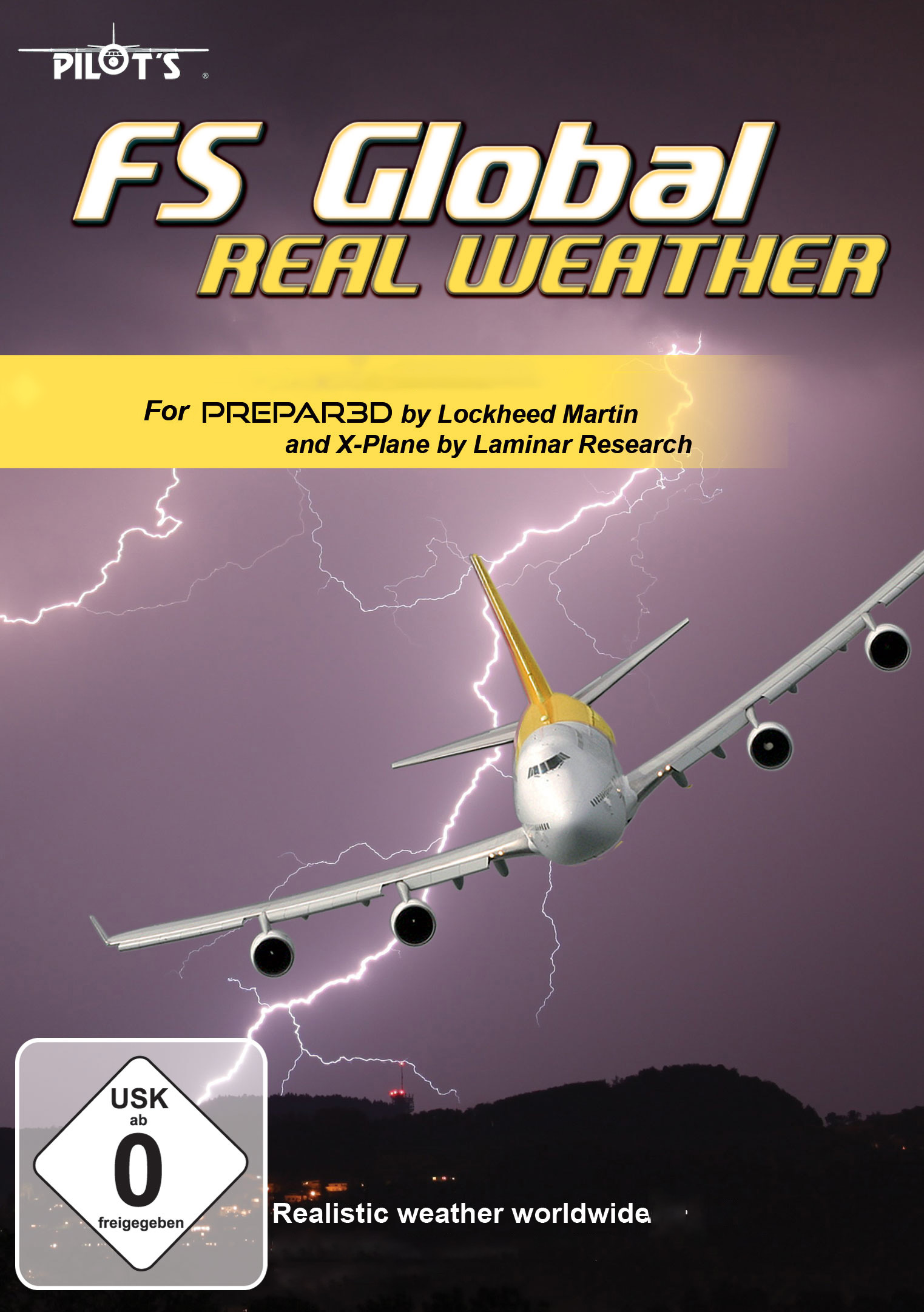 FS Global Real Weather (P3Dv4/XP11) | Aerosoft US Shop