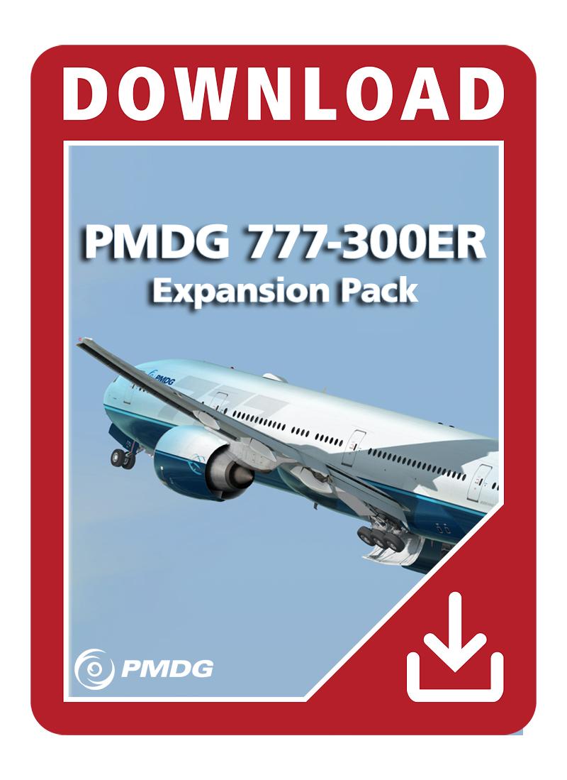 PMDG 777-300ER Expansion Pack for P3D V4 | Aerosoft US Shop