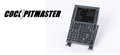 Cockpit Master - CS 737X CDU