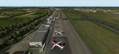 XPlane Airport Maastricht-Aachen - Maintenant disponible!