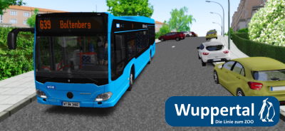 Disponibile ORA: OMSI 2 Add-on Wuppertal Bus linea 639