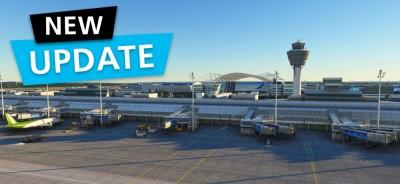 MSFS DLC sim-wings Munich | Update
