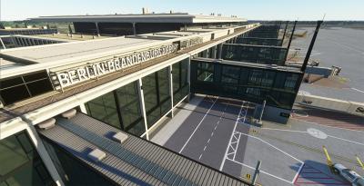 WORK IN PROGRESS | Aerosoft Airport Berlin Brandenburg for MSFS