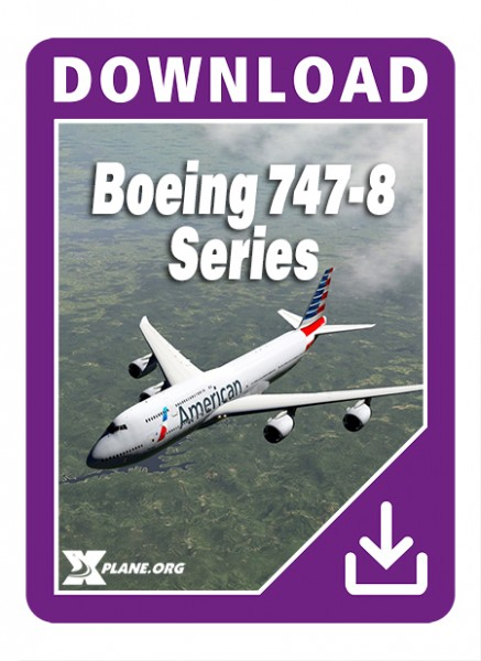 Boeing 747-8 Series | Aerosoft US Shop