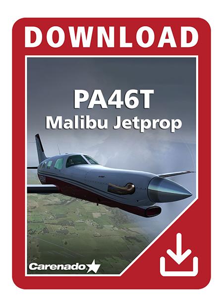 Carenado - PA46T Malibu Jetprop | Aerosoft Shop