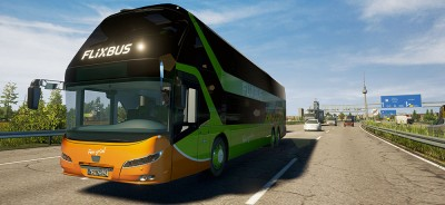 The journey continues with the Neoplan Skyliner!