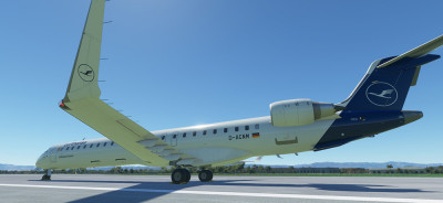 WORK IN PROGRESS: Aerosoft Aircraft CRJ 900/1000