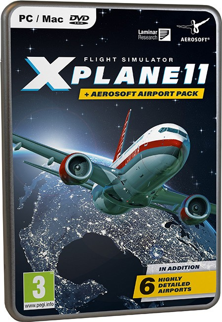 XPlane 11 + Aerosoft Airport Pack | Aerosoft US Shop