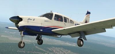 ¡PA-28R Arrow III - primera ampliación para XPlane 11 por Just Flight!