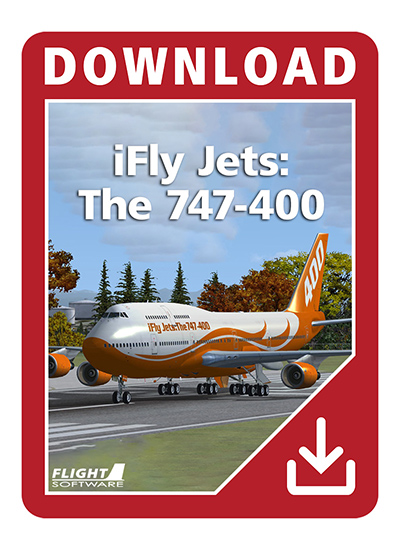 iFly Jets: The 747-400 for FSX | Aerosoft Shop