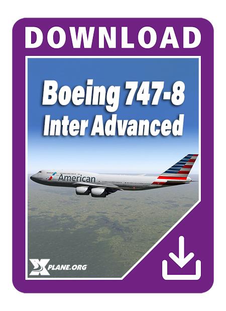 Boeing 747-8 Inter Advanced | Aerosoft Shop