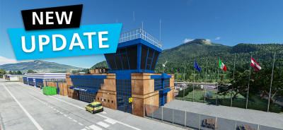 RCStudio - Airport Trento-Mattarello - LIDT | Update