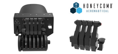 Pre-oder now | Honeycomb - Throttle Pack for Airbus™ A319-A380