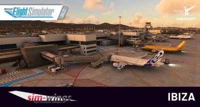 sim-wings Ibiza | MSFS DLC