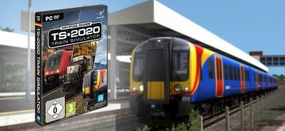 Train Simulator 2020 Box erhältlich