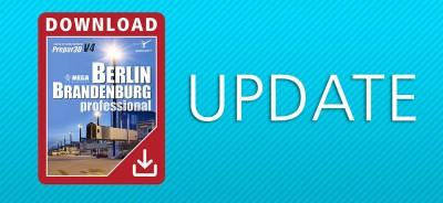 Mega Airport Berlin Brandenburg professional | Update