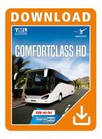 Tourist Bus Simulator Add-on - ComfortClass HD   Aerosoft US Shop