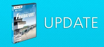 Airport Frankfurt V2 XP | Update