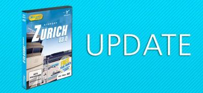 Airport Zurich V2.0 XP | Update