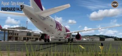 Poprad-Tatry Airport | P3D V4.5/V5