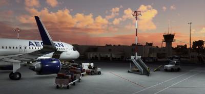 Aerosoft Airport Mykonos | MSFS DLC