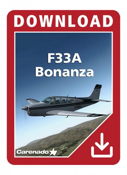 Carenado - F33A Bonanza (FSX/P3D)   Aerosoft Shop