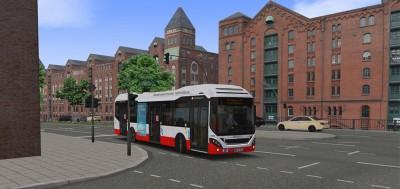 Ampliación para OMSI 2 HafenCity - Hamburgo moderno