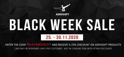 Aerosoft Black Week Sale | Save now