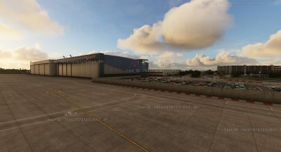 WORK IN PROGRESS: Brussels Airport for MSFS