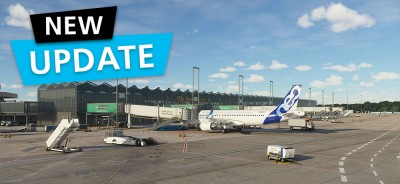 MSFS DLC Aerosoft Airport Cologne/Bonn | Update