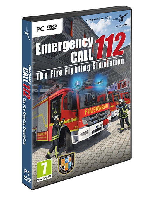 Emergency Call 112 - The Fire Fighting Simulation | Aerosoft Shop