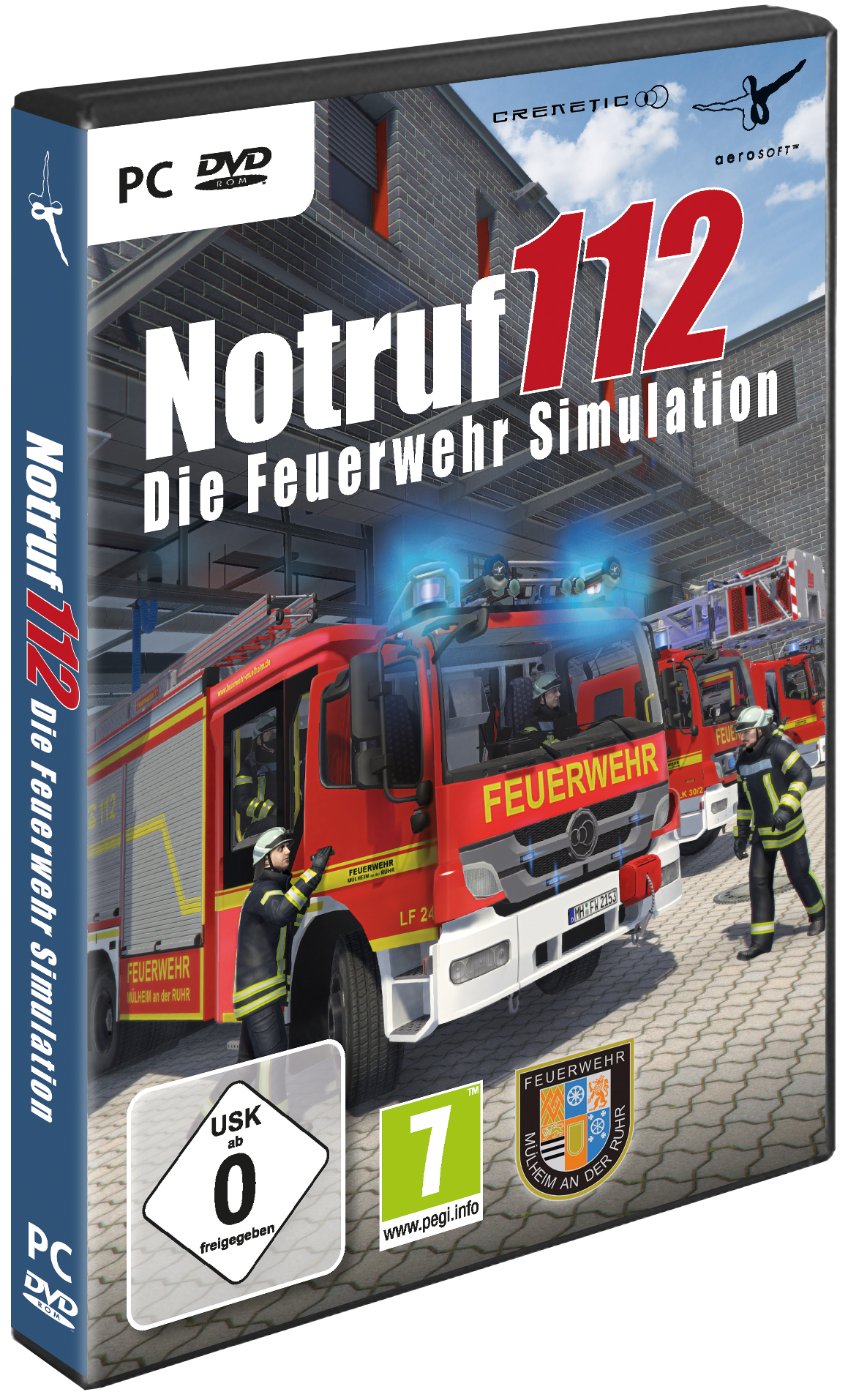 Notruf 112 Serie