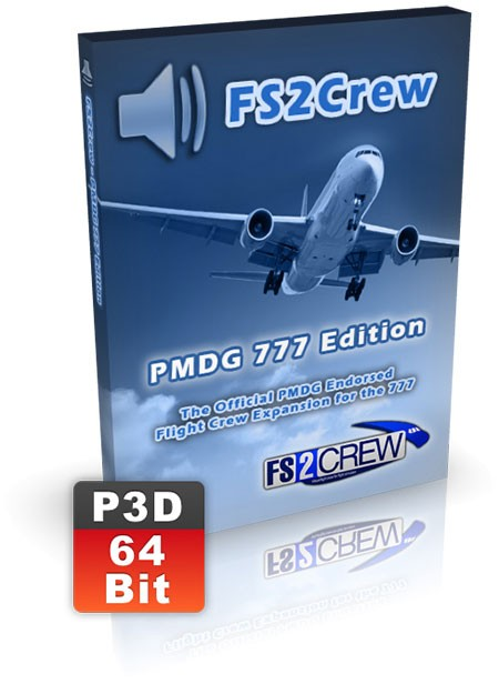 FS2Crew: PMDG 777 - Voice and Button Control (P3D V4