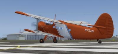 Kostenloses Paintkit für Antonov An-2!