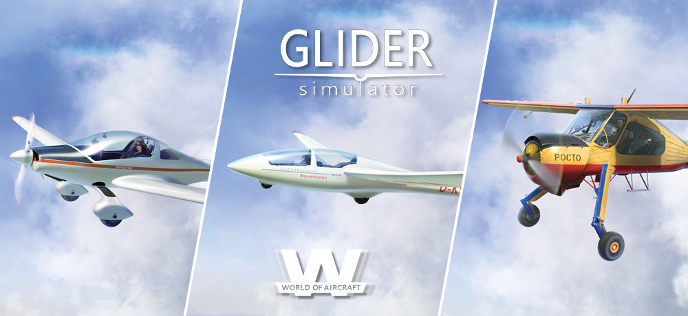 World of Aircraft: Glider Simulator | Coming soon