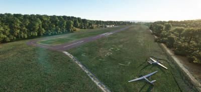 Terrainy Studios - Hausen am Albis Airfield | MSFS DLC