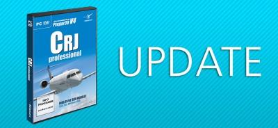 CRJ professional | Update