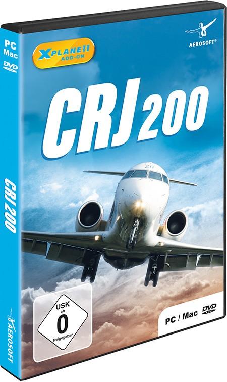 CRJ-200 XP | Aerosoft US Shop