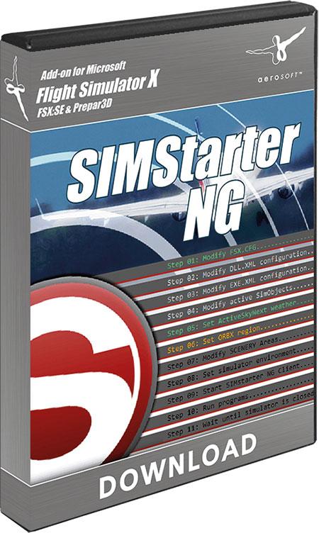SIMstarter NG | Aerosoft Shop