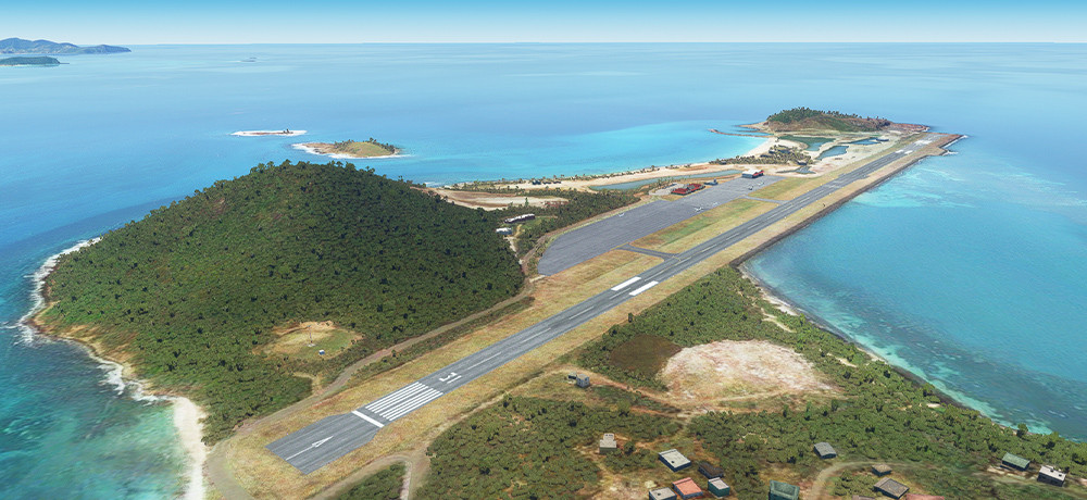 DSky - Grenadines Islands Vol. 2 | MSFS DLC