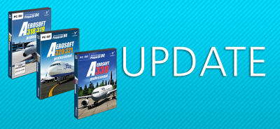 Aerosoft Airbus professional Series - Actualización