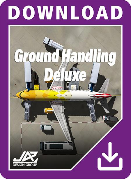 Ground Handling Deluxe | Aerosoft Shop