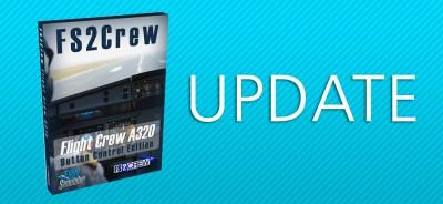 FS2Crew: Flight Crew A320 | Actualización