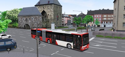 Nouveau : Aachen - La cité impériale en bus !