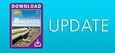 Airport Manchester XP11 | Update