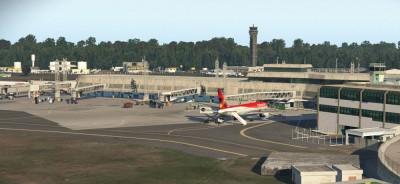 Airport Global Art Salvador International XP