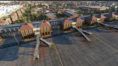 WORK IN PROGRESS | Aerosoft Airport Bali for MSFS