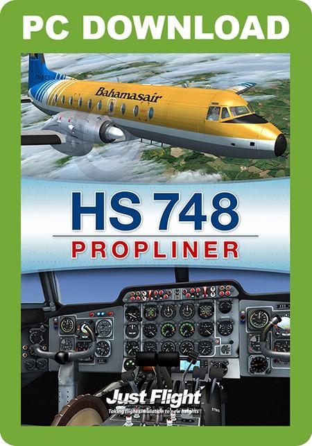 HS 748 Propliner | Aerosoft Shop