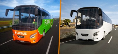 VDL Futura FHD2 for Fernbus Coach Simulator & Tourist Bus Simulator