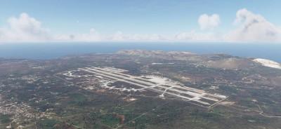 WORK IN PROGRESS | Aerosoft Airport Chania